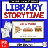 Digital Library Lesson -- 2020 Election -- Distance Learning