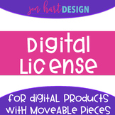 Digital License for Moveable Pieces {jen hart Clip Art}