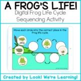 Digital Life Cycle Activities: Digital Frog Life Cycle Seq