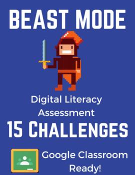 Digital Literacy Assessment (Advanced Computer Skills) Gamification