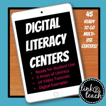 Digital Literacy Center Packet #1