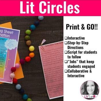 Digital Literature Circles