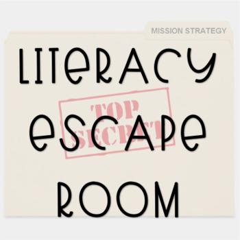 Literacy Escape Room