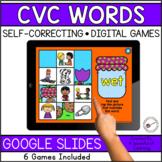 Digital Literacy Games - CVC Words | Digital Literacy Cent