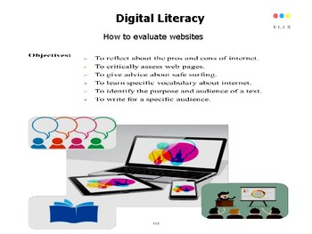 Digital Literacy: How to evaluate websites