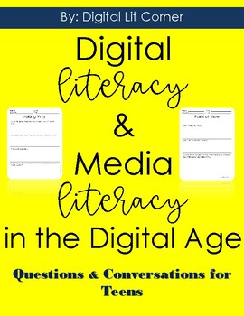 Digital Literacy & Media Literacy in the Digital Age