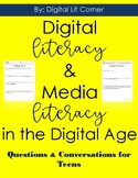 Digital Literacy & Media Literacy in the Digital Age