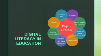 Digital Literacy and Student Communication