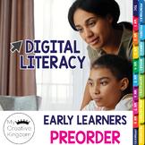 Early Learner Digital Literacy Technology Curriculum:Dista