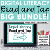 Digital Interactive Phonics Practice BUNDLE for Distance Learning