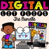 Digital Literature Flip Books Bundle