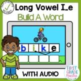 Boom Cards Long Vowel I Silent E Build A Word
