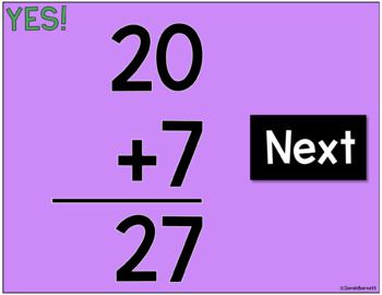 *SALE* Digital MIXED Addition & Subtraction Fact Practice 11-20