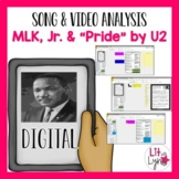 "Digital MLK, Jr. Song & Video Analysis- U2's ""Pride: In the Name of Love"""