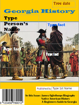Digital Magazine Covers: James Oglethorpe