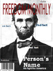 Digital Magazine Covers: Presidents Day George Washington and Abraham Lincoln