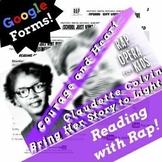 Digital Main Idea Google Forms Reading Comprehension Using