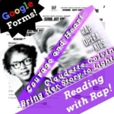 Digital Main Idea Google Forms Reading Comprehension Using