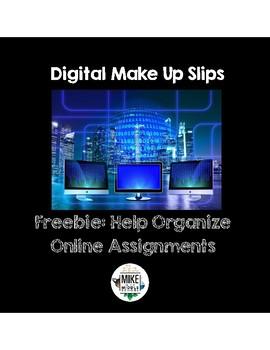 Digital Make Up Slips