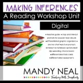 Digital Making Inferences Reading Workshop Unit | Distance