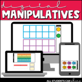 Digital Manipulatives {GOOGLE SLIDES}