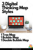 Digital Maps 3 Styles - Google Drive - Formatted Text Boxes