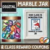 Digital Marble Jar & Class Reward Coupons | Classroom Rewa