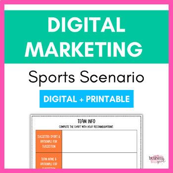 Digital Marketing Sports Team Extension Case Study