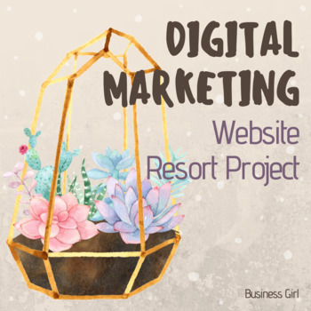 Digital Marketing Website Resort Project