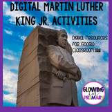 Digital Martin Luther King Jr Activities Share and Go