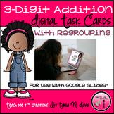 Digital Math| 3-Digit Addition Google Slides™| Distance Learning