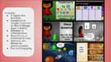 Digital Math Bundle Activities - Editable