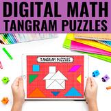 Digital Math Activities | Tangram Puzzles | Google™ & Powe