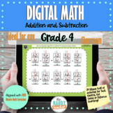 Digital Math | Addition and Subtraction | Grade 4 | New On