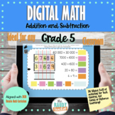 Digital Math | Addition and Subtraction | Grade 5 | New On