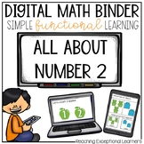 Digital Math Binder Number 2