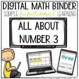 Digital Math Binder Number 3