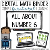 Digital Math Binder Number 6