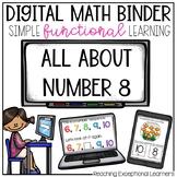 Digital Math Binder Number 8