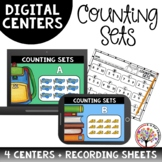 Digital Math Centers | Counting Sets