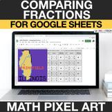 Digital Math Comparing Fractions 4th Grade Digital Math My