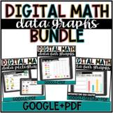 Digital Math: Data Graphs Bundle