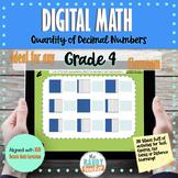 Digital Math | Decimal Tenths | Grade 4 | New Ontario Math