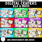 Digital Math & ELA Centers: The Growing Bundle