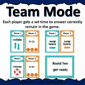 Digital Math Game Time Attack Subtraction Under  100   50% Off  48 hour