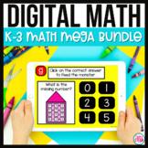 Digital Math Games Bundle