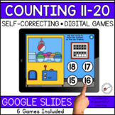 Digital Math Games - Counting to 20 | Digital Math Centers