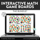 Digital Math Games for First Grade - Distance Learning | T
