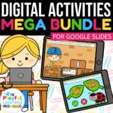 Digital Math & Literacy MEGA BUNDLE | For Google Slides™ |