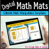 Digital Math Manipulatives | Virtual Math Manipulatives |